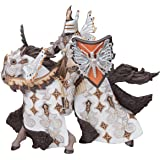 Papo - 38979 - Figurine - Butterfly Warrior + Butterfly Warrior Horse