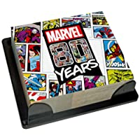 Marvel Classic Desk Block 2019 Calendar - Page a Day Desk Block Format