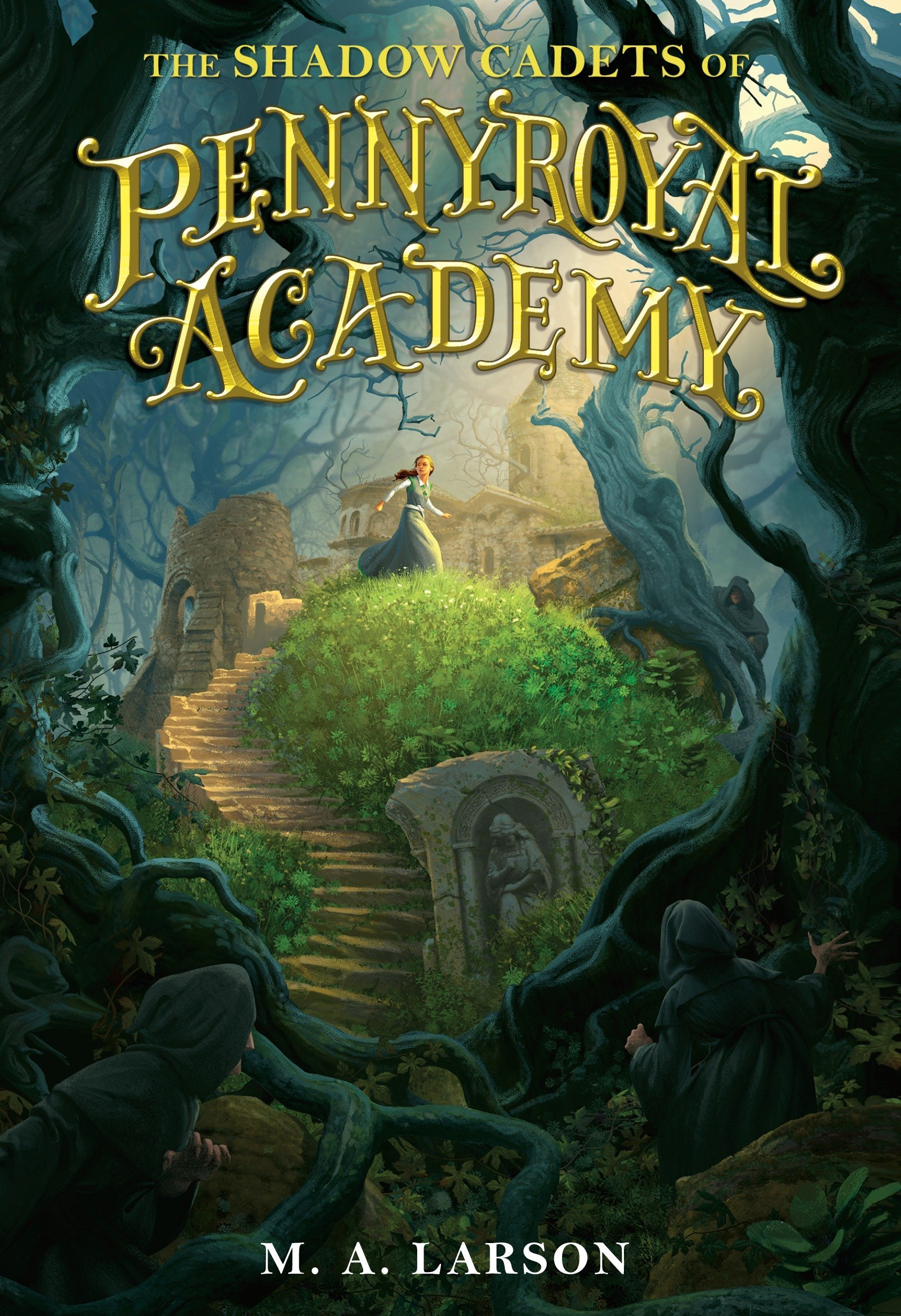 The Shadow Cadets of Pennyroyal Academy ebook