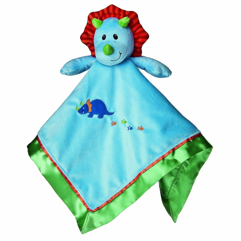 Mary Meyer Okey Dokey 17-Inch Dino Baby Blanket 37820 CA-MMY-37820