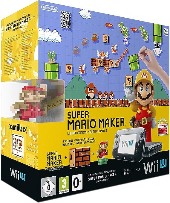 Nintendo Wii U: Amazon.es: Videojuegos