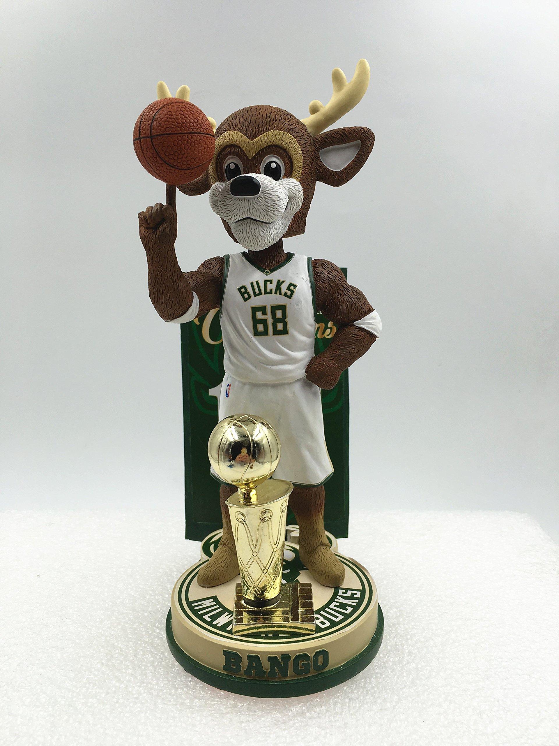 Bango Milwaukee Bucks NBA 1971 National Championship Bobblehead