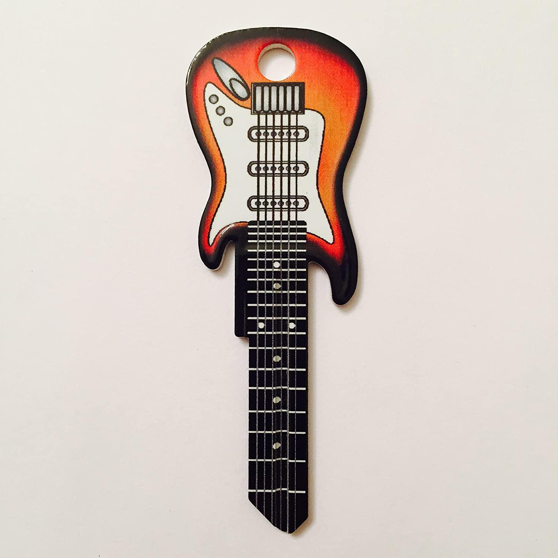 Sunburst con forma de guitarra eléctrica Rockin clave universal U6D (Europa): Amazon.es: Bricolaje y herramientas