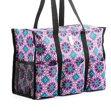 Amazoncom Nursescape Nurse Bag With 13 Exterior Interior Pockets