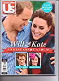 Us Collector's Edition. Will & Kate- The Anniversary Album. 2012.