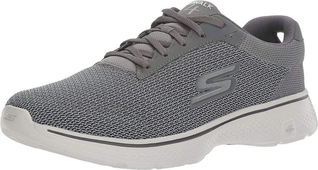 Go Walk 4 Lace-up Walking Shoe
