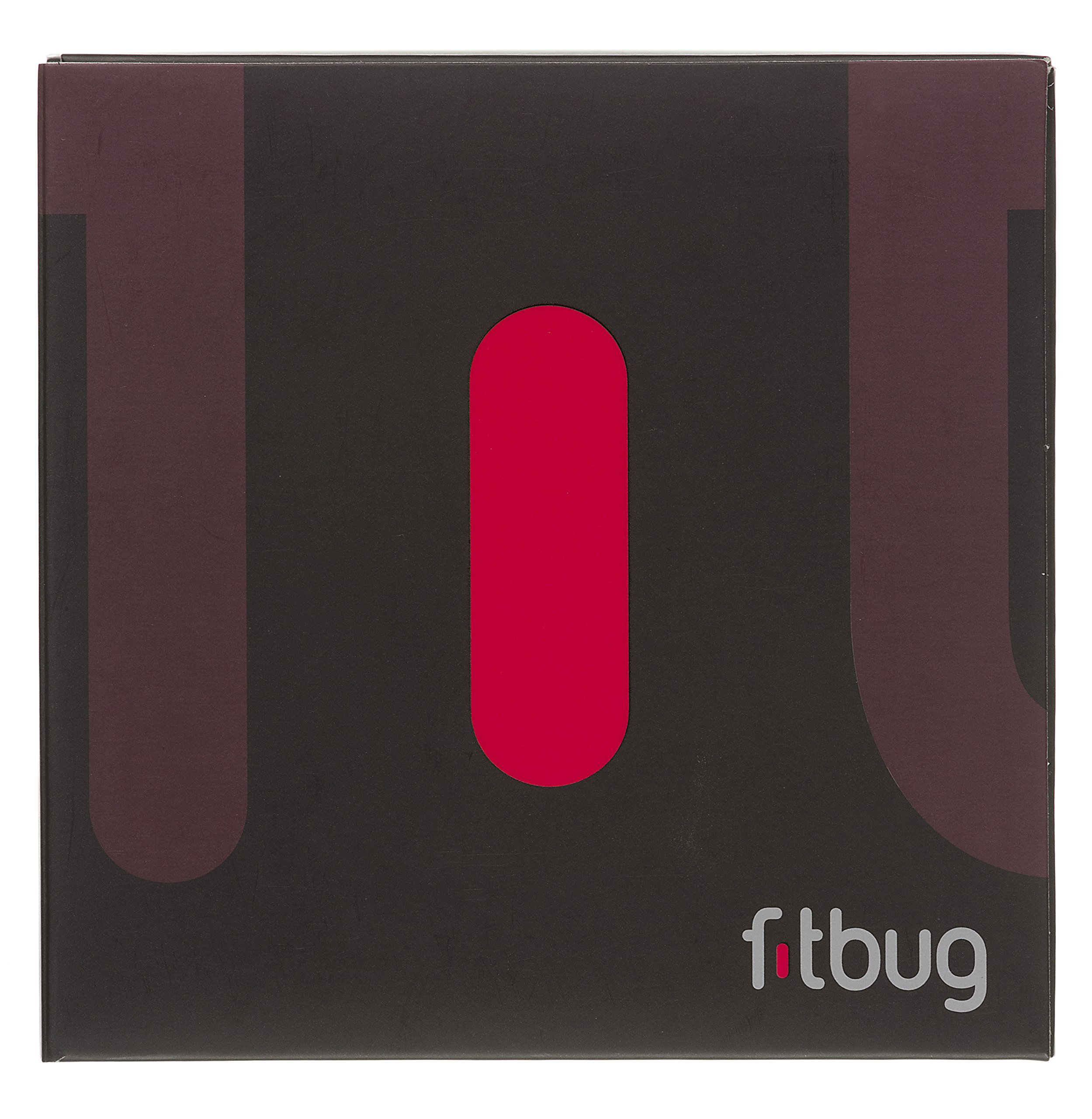 Fitbug AIR Activity Tracker - Retail Packaging - Black by Fitbug (Image #7)