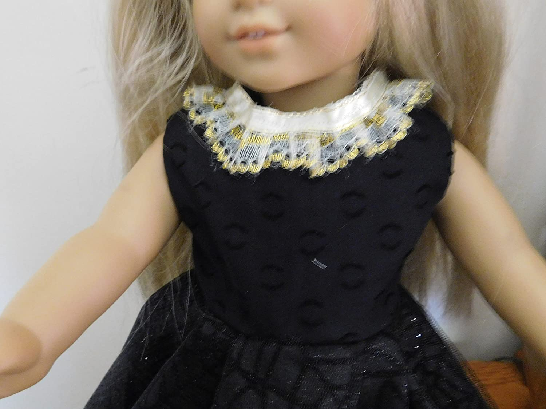 Halloween Dress for American Girl Doll