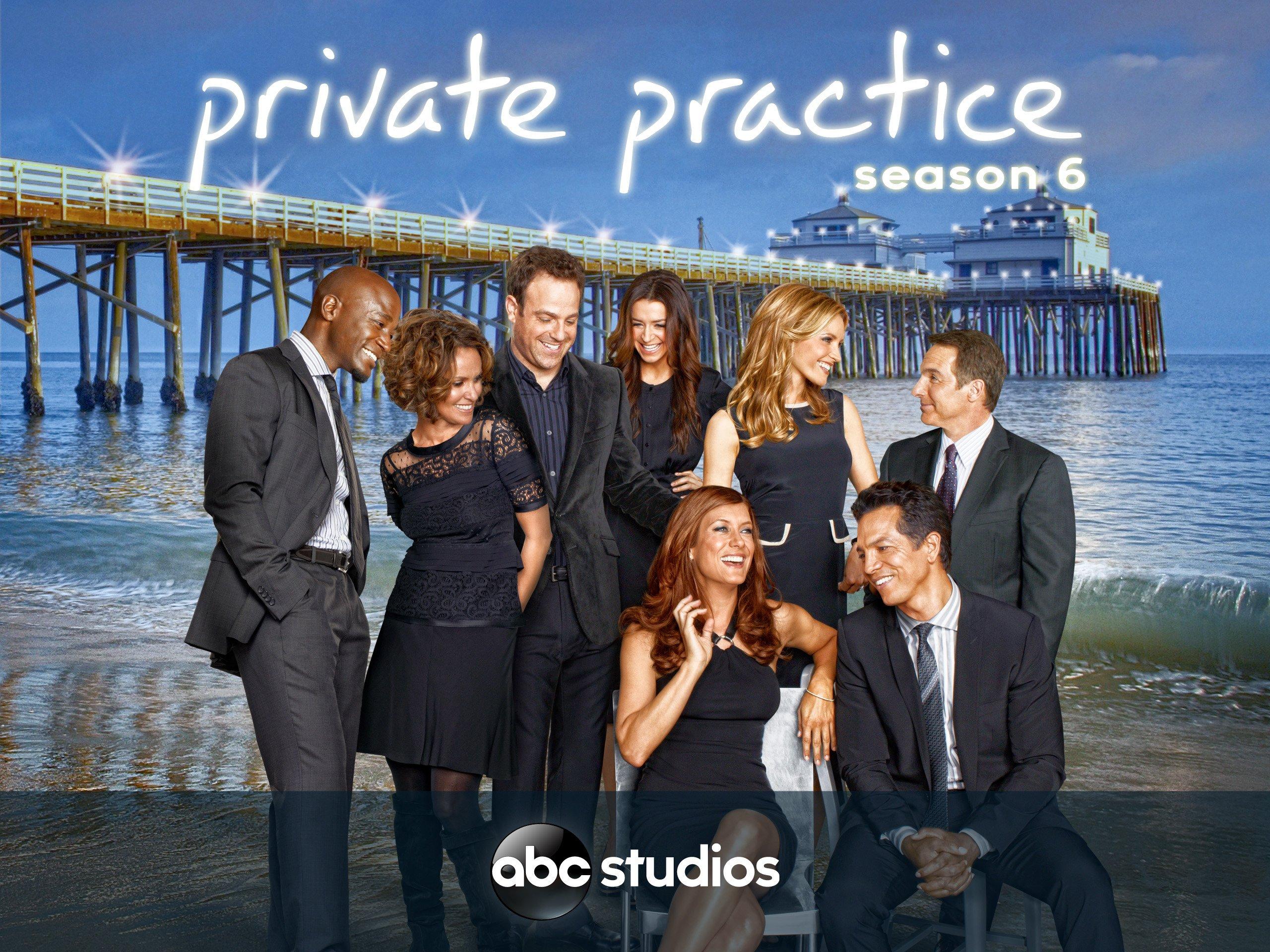 Private Practice - Season 6