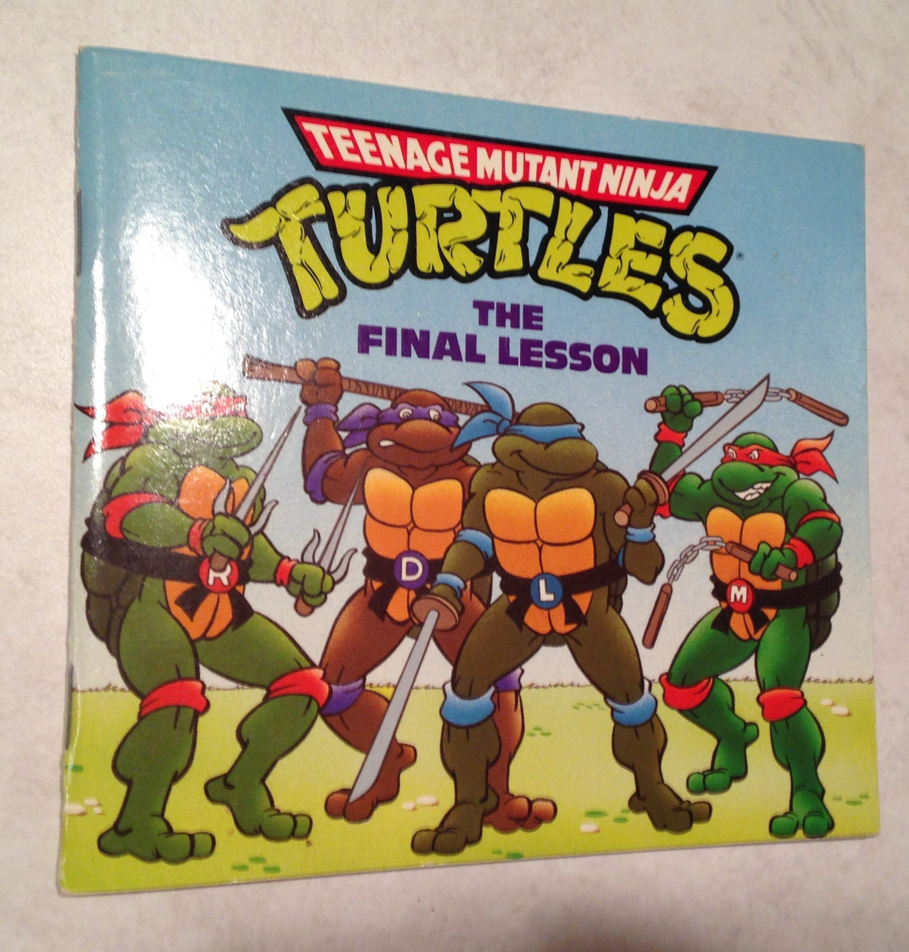 Teenage Mutant Ninja Turtles The Final Lesson: Astrid Holm ...