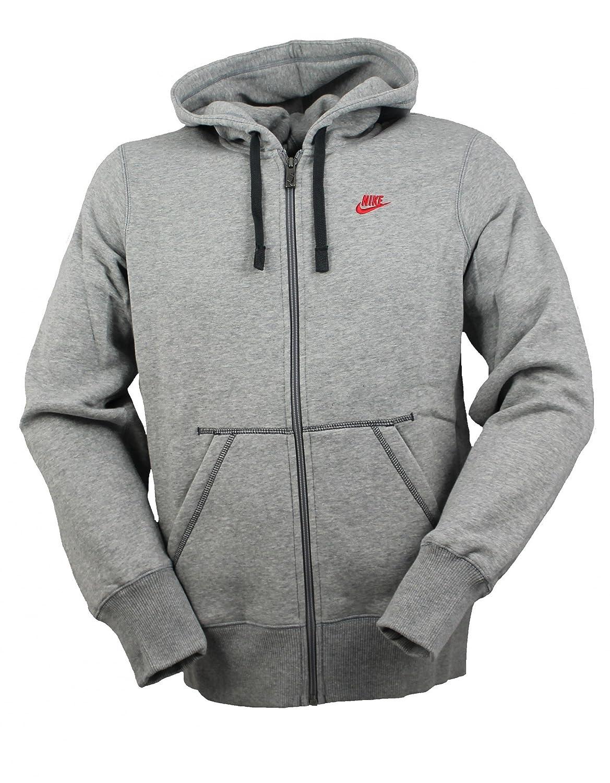 Nike - Chándal para hombre 2 piezas), hombre, gris/rojo, small ...