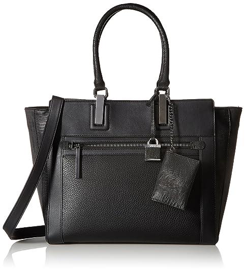 64bdec5dfa Aldo Vogelsberg Shoulder Handbag, Black: Amazon.in: Shoes & Handbags