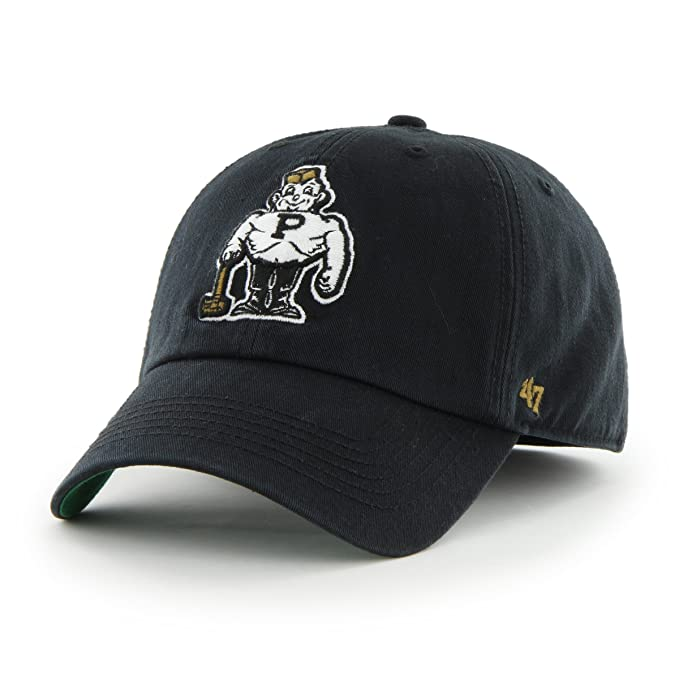 official photos eb860 5f2ef NCAA Purdue Boilermakers  47 Franchise Fitted Hat, Small