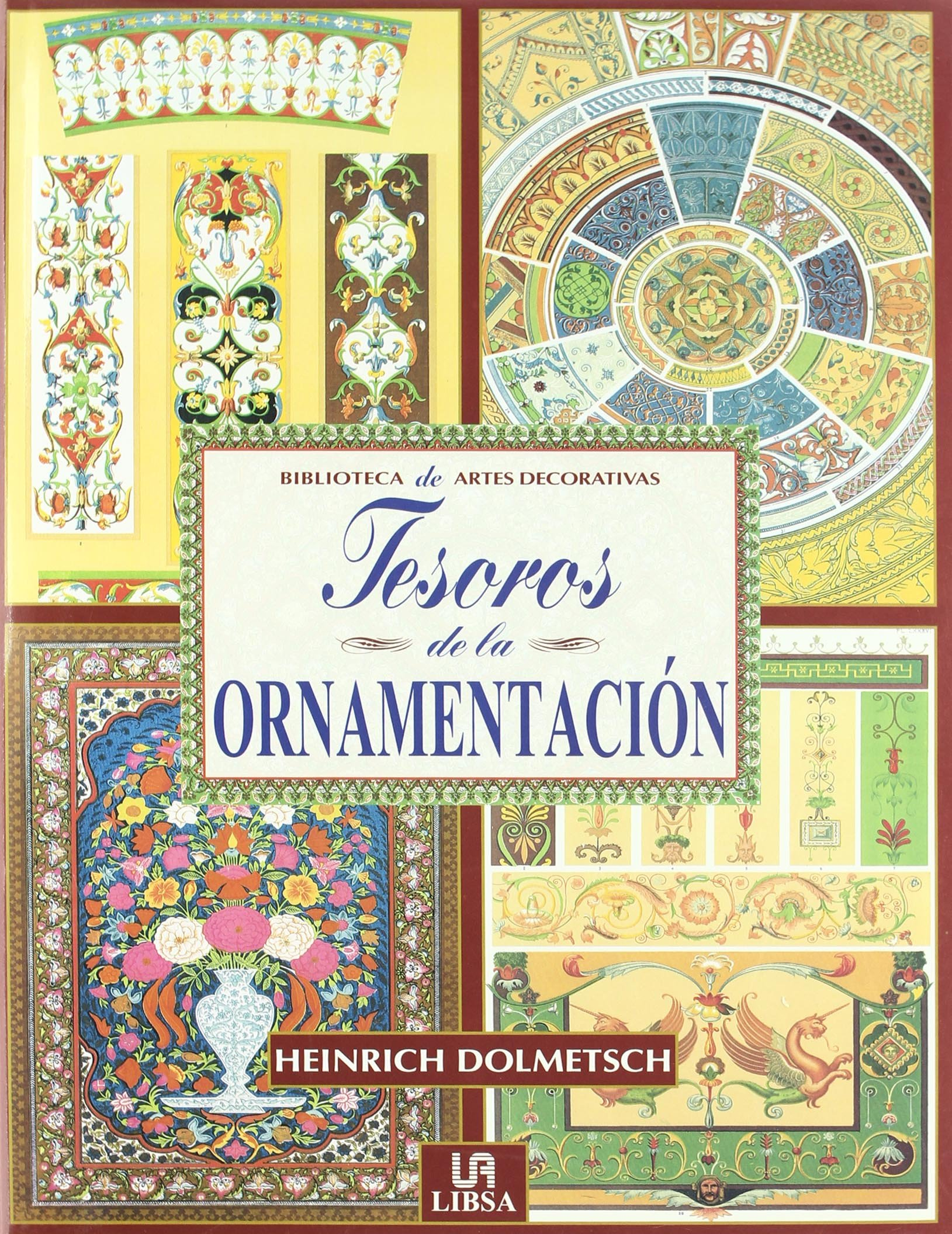 Read Online Tesoros de la ornamentacion / Treasures of Ornamentation (Spanish Edition) pdf epub