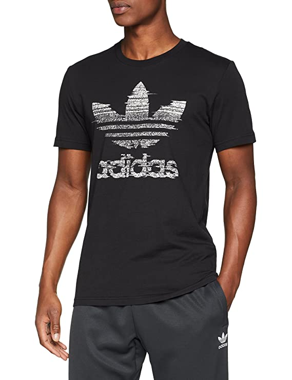 982b5909488b1 adidas Traction in Action Trefoil T-Shirt Men's: adidas Originals ...