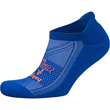 powerful Balega Hidden Comfort Athletic No Show Running Socks for Men and Women with Seamless Toe