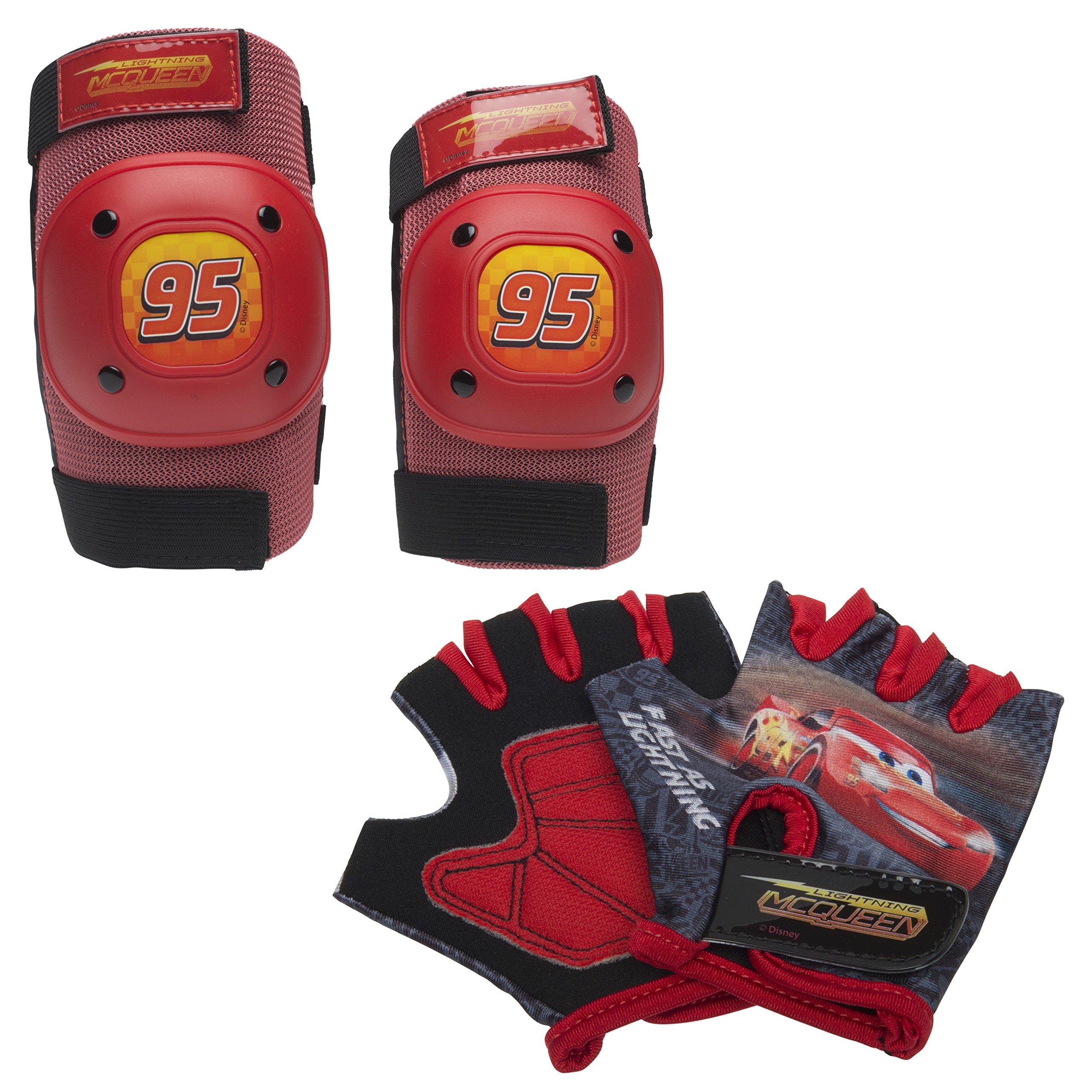 Bell Cars Pad & Glove Set