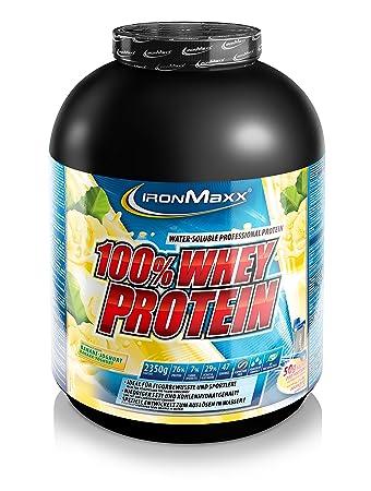 proteinpulver in joghurt