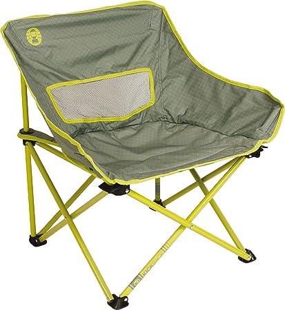 Coleman Chaise pliable Kick Back Breeze Compacte Citron Vert
