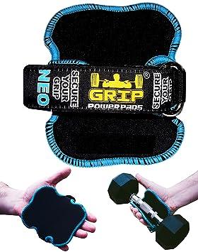 Grip Power Pads NEO - Guantes de entrenamiento antideslizante guantes acolchados: Amazon.es: Deportes y aire libre