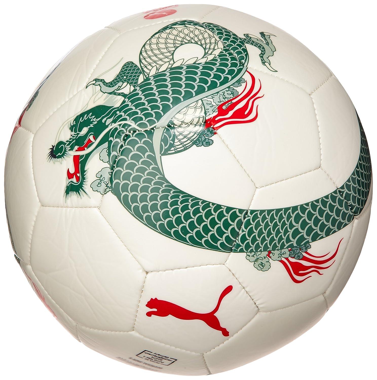 Puma Ball evoSPEED 5.3 - Balón de fútbol sala, color blanco, talla ...