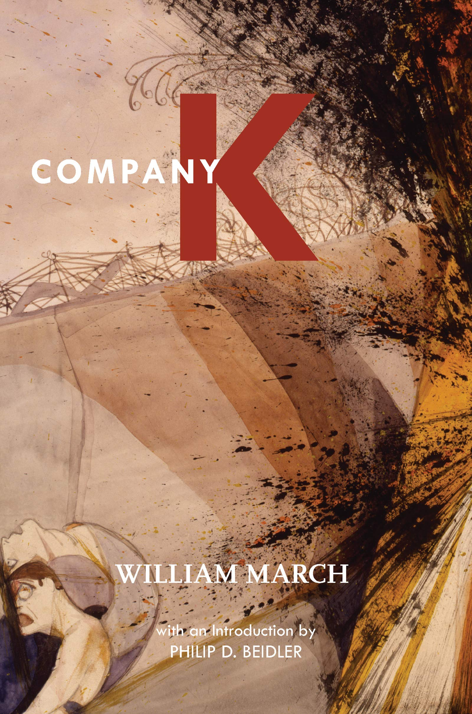 Company K (Library Alabama Classics): William March, Dr. Philip D. Beidler  Ph.D.: 9780817304805: Amazon.com: Books