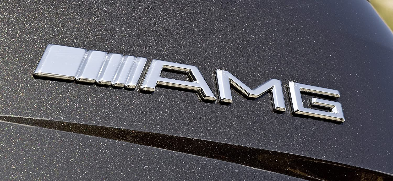 AMG-Heckemblem aus Chrom, fü r Mercedes-Fahrzeuge OnDryLand