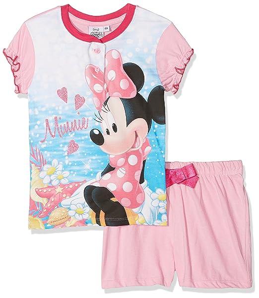 Disney Minnie, Pelele para Dormir para Niñas: Amazon.es: Ropa y accesorios