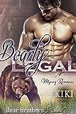 Bearly Legal: Bear Brothers Mpreg Romance Book One (English Edition)
