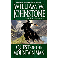Quest of the Mountain Man book cover
