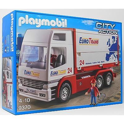 Playmobil - 9370 - Camion Transport de Marchandises