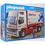 Playmobil 9370 Euro Trans Truck