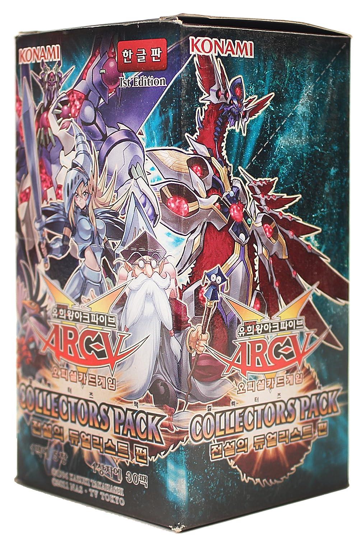Yu-Gi-Oh! Konami Yugioh Cartas ARC V Booster Pack Caja TCG ...