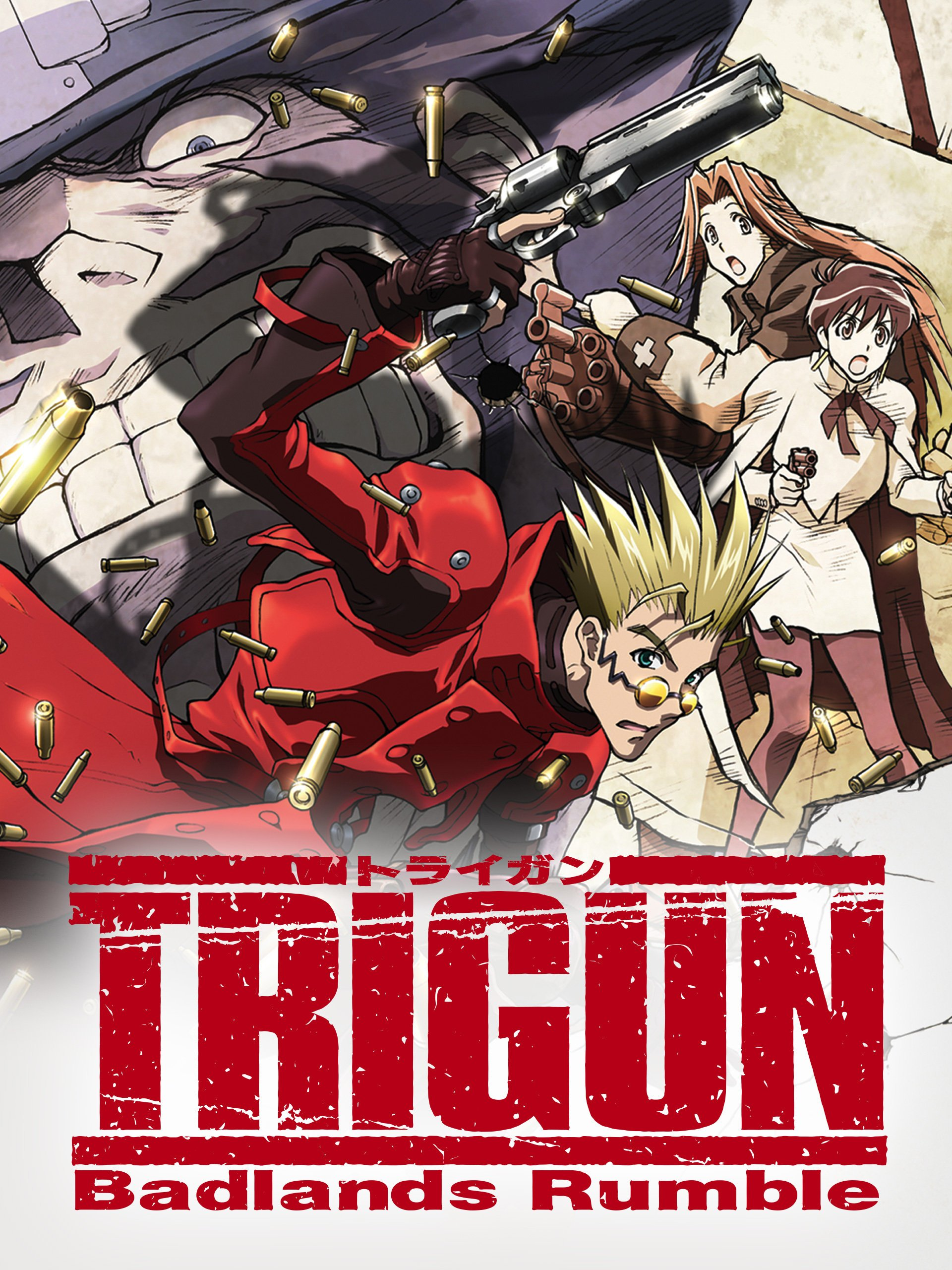 Trigun – Badland Rumble Film Streaming e Download ITA