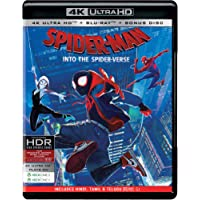 Spider-Man: Into the Spider-Verse (4K UHD + HD + Bonus Disc) (3-Disc)