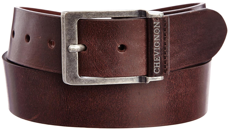 Chevignon Buckley - Ceinture - Uni - Homme - Marron (Cacao) - 90 cm (Taille  fabricant  90)  Amazon.fr  Vêtements et accessoires a081da9a0fc