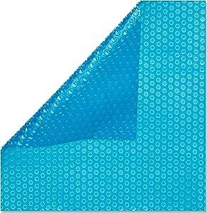 In The Swim 24 Foot Round Basic Pool Solar Blanket Cover 8 Mil