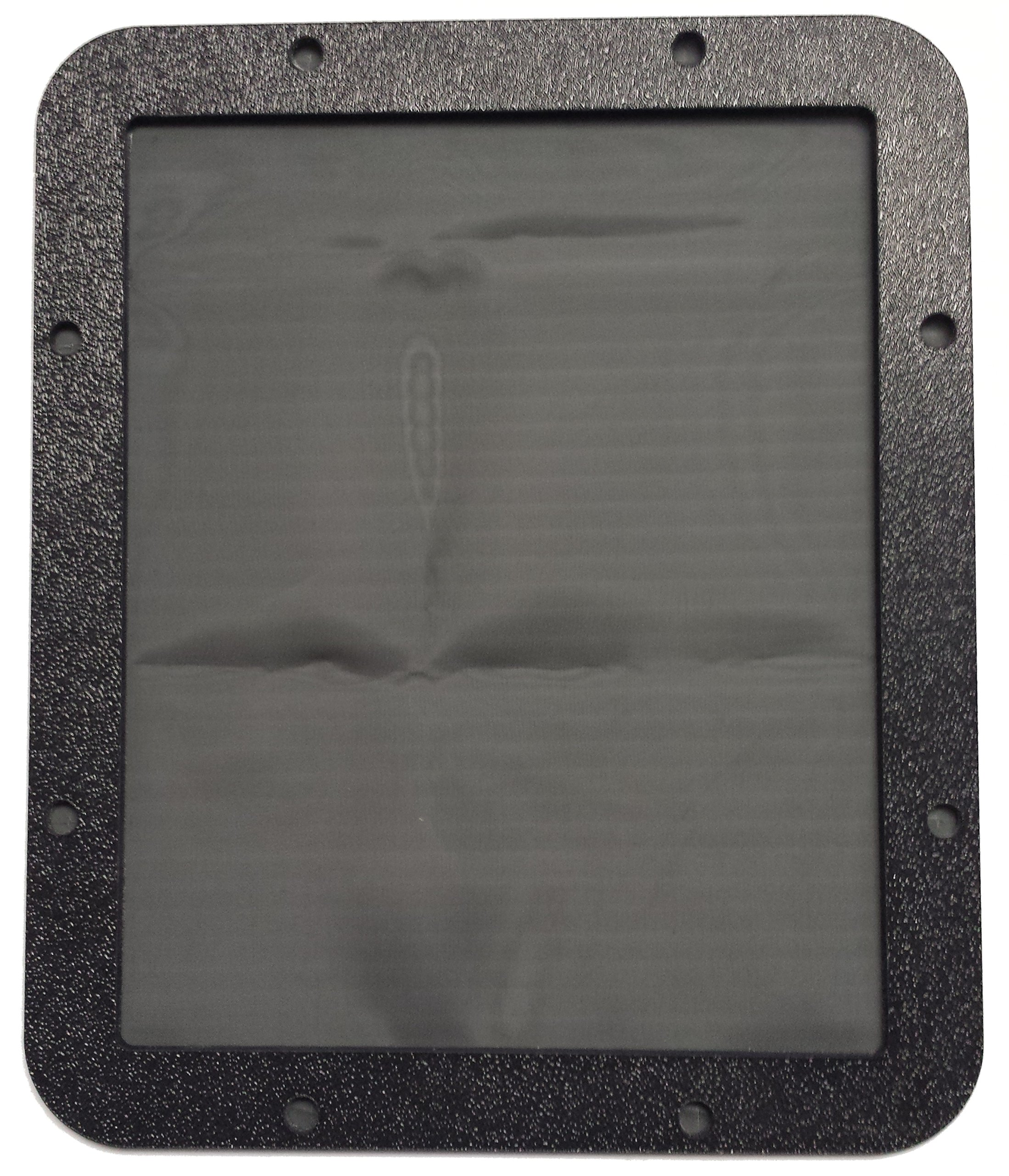 Freedom Air Filters FAFP101486 Black Fresh Air Filter Pre-Filter for Peterbilt Model by Freedom Air Filters