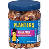 Planters Mixed Nuts, Lightly Salted, 27 Ounce Jar