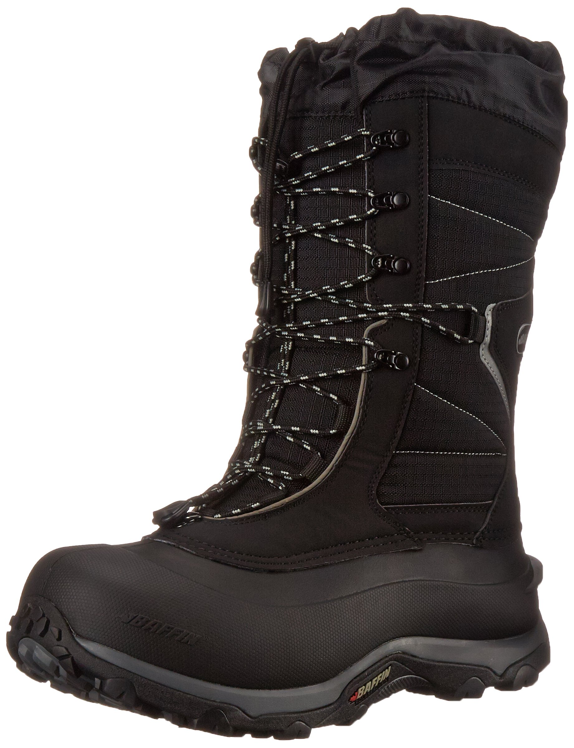 Baffin Men's Sequoia-M, Black, 14 M US by Baffin