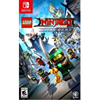 The Lego Ninjago Movie for Nintendo Switch by Warner Home Video Games