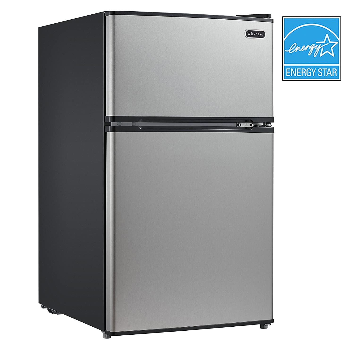 Energy Star Kitchen Appliances Amazoncom Whynter Mrf 340ds 34 Cubic Feet Energy Star Stainless