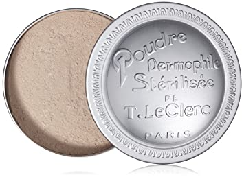 T.Leclerc Poudre libre Abricot hypoallergénique 25g