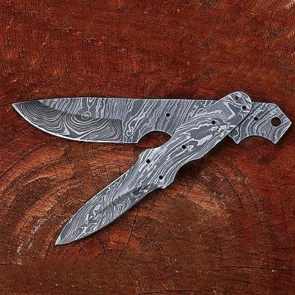 Amazon.com: VK2179 - Juego de cuchillas de acero en blanco ...