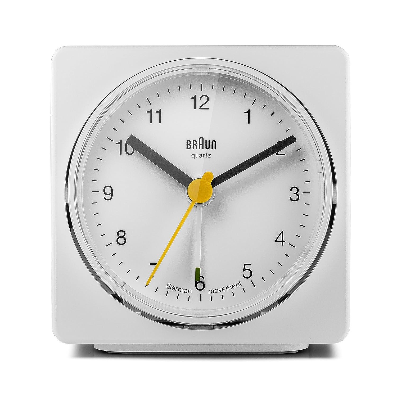 Braun Travel Alarm Clock BNC011GYGY BNC011GYGY_GRIGIO