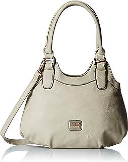 Gussaci Italy Women s Handbag (Beige) (GUS012)  Amazon.in  Shoes ... b8d8d5e214176