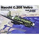 Macchi C.205 Veltro - Color Series Walk Around No. 58