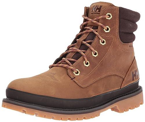 Helly Hansen Gataga Prime, Zapatillas de Cross para Hombre, Marrón (Dark Camel/Coffe Bean/), 42 EU: Amazon.es: Zapatos y complementos