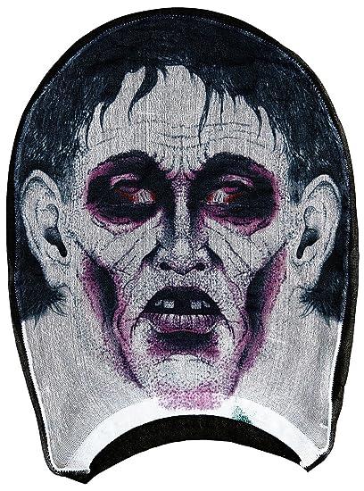 Widmann vd-wdm03596 Máscara Monstruo de tela, color blanco, talla única