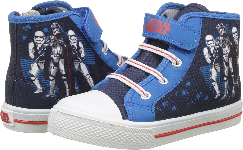 Star Wars Boys 152536 Hi-Top Trainers
